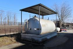 Dema tank - Lot 88 (Auction 4006)