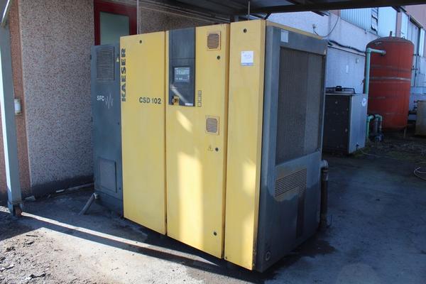 90#4006 Compressore Kaeser CSD 102 Sfc