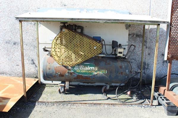 97#4006 Compressore Balma