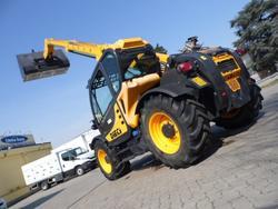 Dieci Agri Plus 38 9 VS Fixed Boom Telehandler - Lot 1 (Auction 4007)