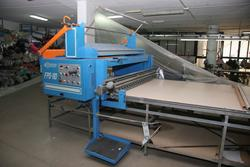 ETWA vertical cutter and industrial sewing machines - Lote  (Subasta 4008)