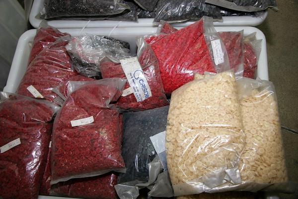7#4008 Tessuti e accessori per confezionamento camicie