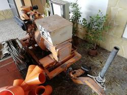 Ausonia generator sets and compressor - Lot 4 (Auction 4011)