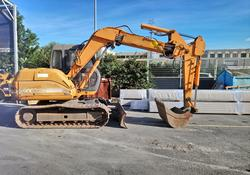 Crawler excavator case 9007 - Lot 1 (Auction 4013)