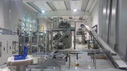 Ica Aromapack Complete Automatic Packaging Plant and Wrapping Machines - Lot  (Auction 4020)