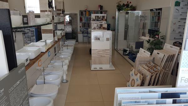 1#4021 Cessione azienda edile specializzata in arredo bagno e idraulica