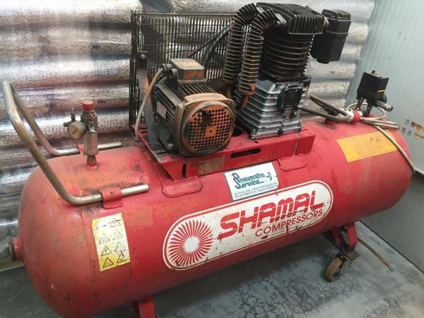 5#4022 Compressore Shamal