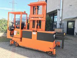 Sezionatrice Schelling bobinatrici e carrelli elevatori - Asta 4023