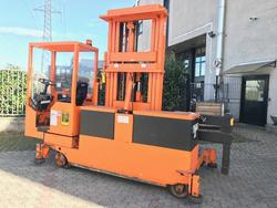 Irion cross forklift - Lot 2 (Auction 4023)