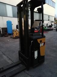 Carrello elevatore Caterpillar nsr12n - Lotto 3 (Asta 4028)