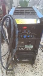 TDC 41 welding machine - Lot 24 (Auction 4031)
