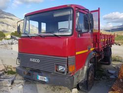 IVECO truck - Lot 4 (Auction 4036)