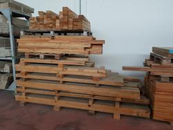 Lamellar planks for window frames - Lot 3 (Auction 4037)