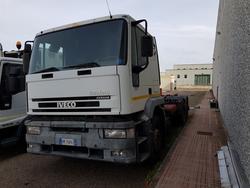 Autocarro compattatore Iveco Eurocargo e presse per rifiuti - Asta 4043