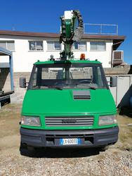Iveco Daily 35 8 with aerial platform - Lot 13 (Auction 4045)