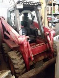 Gehl 3825 Skid Steer Loader - Lot 6 (Auction 4045)