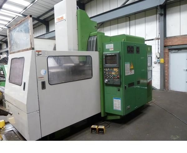 Mazak vertical machining center Ajv 25 / 405n