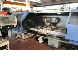 CMT Viruta Mas 280x2500 Self Compaction Lathe - Lote 10 (Subasta 4048)