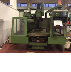 Vertical machining center Dah Lih mcv 610 - Lot 16 (Auction 4048)