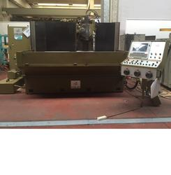 OMV fas 4p 5 axis continuous machining center - Lot 4 (Auction 4048)