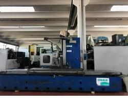 Bolla Lux ubf 2700 milling machine with Selca 3045 cnc - Lot 5 (Auction 4048)