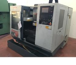Bridgeport vmc 560 22 machining center - Lot 1 (Auction 4049)