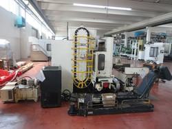 Centro di lavoro orizzontale Wagher YAM MH400 - Lotto 11 (Asta 4049)