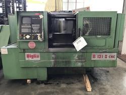 Biglia B 131 S lathe - Lot 5 (Auction 4049)