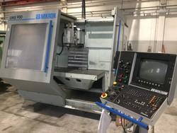 Centro di lavoro verticale Mikron UMS900 - Lotto 9 (Asta 4049)