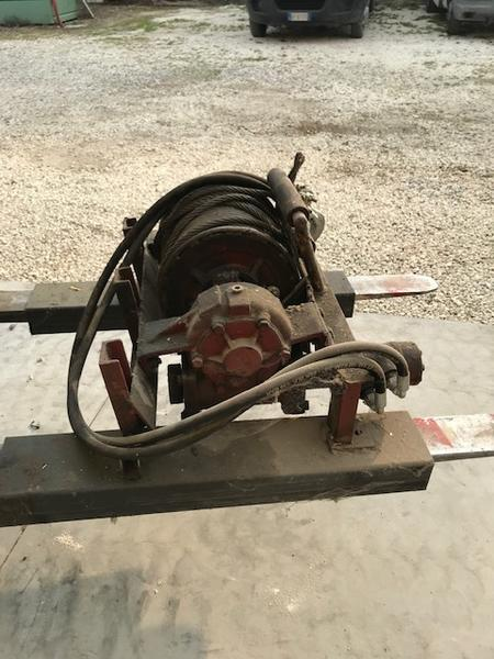 3#4051 Verricello idraulico