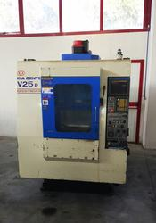 Kia V 25P vertical machining center - Lot 5 (Auction 4056)
