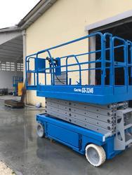 Genie GS 3246 vertical pantograph platform - Lot 4 (Auction 4058)