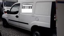 Fiat Dobl   truck - Lot 3 (Auction 4060)