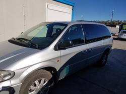 Chrysler Grand Voyager car - Lot 4 (Auction 4060)
