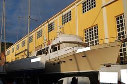 Imbarcazione a motore Pasimafi V - Lotto 1 (Asta 4061)