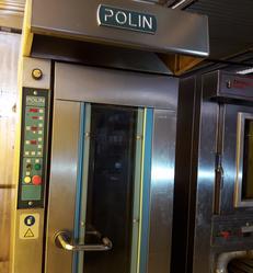Polin Wind 4080 Electric Oven - Lote 180 (Subasta 4068)