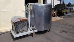 Stainless steel fridge - Lot 27 (Auction 4068)