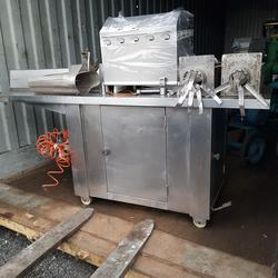 Tecnomeccanica stainless steel bagging press - Lot 33 (Auction 4068)