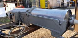 Hydraulic bagging machine - Lot 75 (Auction 4068)