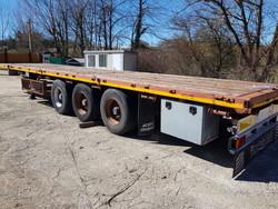 Merceder road tractor and Viberti trailers - Lote 0 (Subasta 4069)
