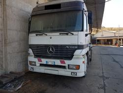 Trattore stradale Mercedes Actros - Lotto 11 (Asta 4069)