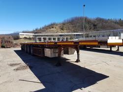 Acerbi 136PSA semi trailer - Lote 12 (Subasta 4069)