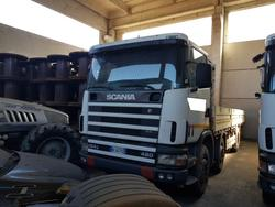 Scania 124G 420 truck - Lot 14 (Auction 4069)