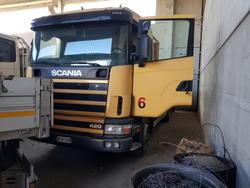 Autocarro Scania 124L 420 - Lotto 17 (Asta 4069)