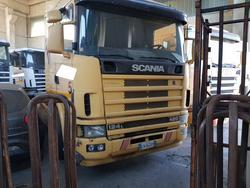 Trattore stradale Scania 124L 420 - Lotto 22 (Asta 4069)