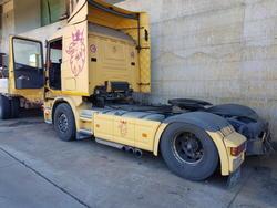 Trattore stradale Scania 124L 420 - Lotto 23 (Asta 4069)