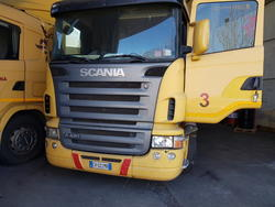 Scania R420 truck - Lot 24 (Auction 4069)