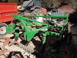 Ripper ed erpice agricolo - Lotto 33 (Asta 4069)