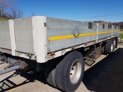 Viberti trailer - Lote 8 (Subasta 4069)