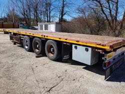 Acerbi trailer - Lot 9 (Auction 4069)